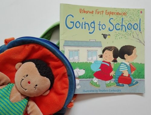 Going to school – Libro per bambini