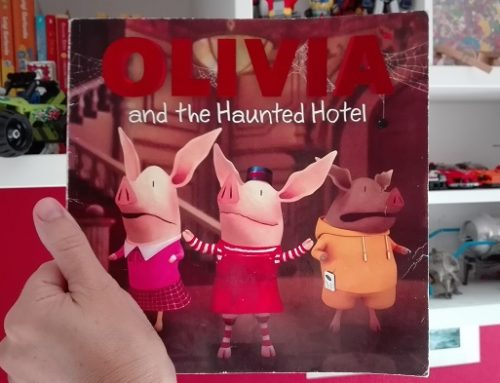 Lettura per Halloween: Olivia at the Haunted Hotel