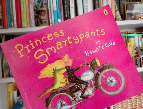 Princess Smartypants, una principessa moderna