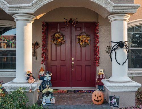 Decorazioni di Halloween: tutorial in inglese