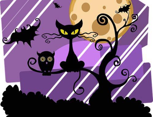 Halloween: 3 filastrocche per bambini