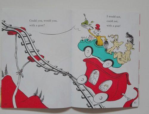 Dr. Seuss: libro e attività in inglese