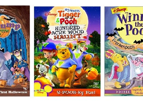 Halloween con Winnie the Pooh