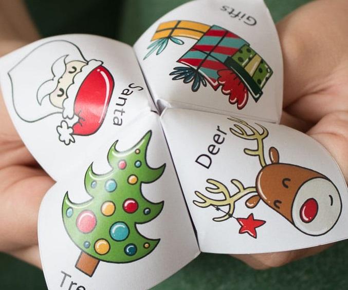 Poesie Di Natale In Inglese Per Bambini.Gioco Di Natale Per Bambini Il Blog Dell Inglese Per I Bambini
