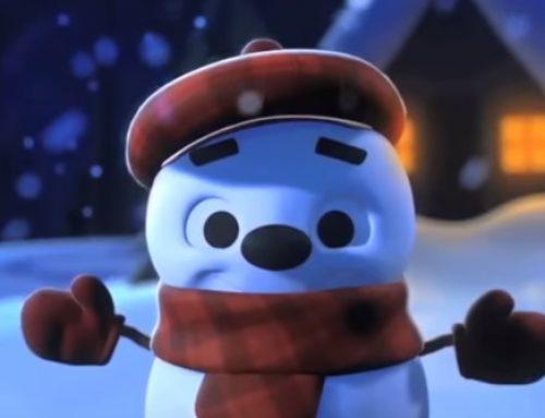 Canzone per bambini: Little Snowflake