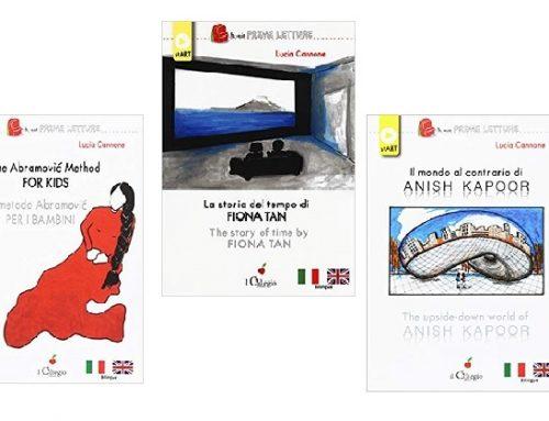 Libri bilingue per bambini sull'arte contemporanea