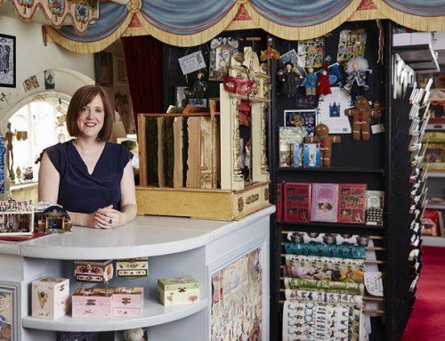 Negozi a Londra: Benjamin Pollock's Toyshop