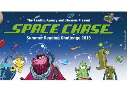 Summer Reading Challenge 2019