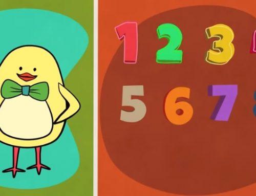 Funky Counting Song: numeri in inglese da ballare