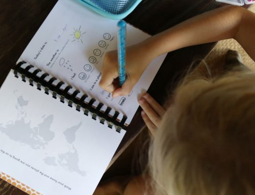 3 Travel Journal per bambini da stampare