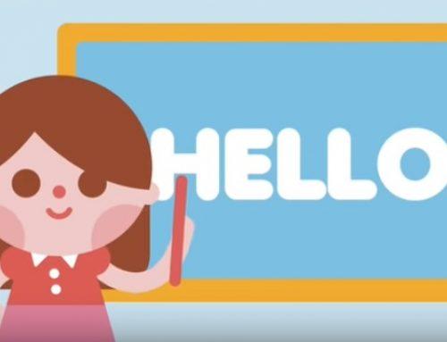 Canzone di benvenuto in inglese