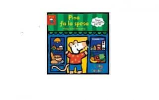 pina fa la spesa libro bilingue