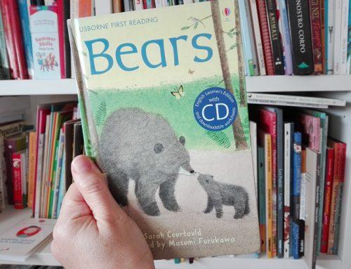 Bears. Un libro per scoprire il mondo degli orsi