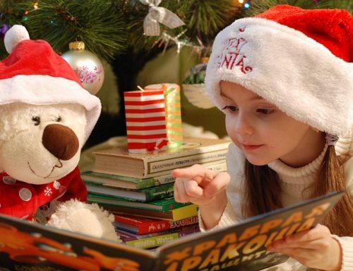 5 Libri sul Natale in inglese