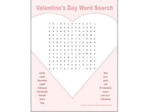 Gioco con le parole di San Valentino