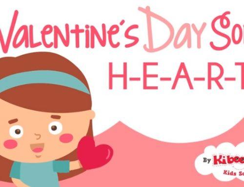 Canzone di San Valentino per bambini: H-E-A-R-T