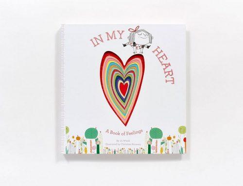 In my heart. Libro in inglese sulle emozioni