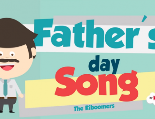 Canzoncina in inglese per la festa del papà