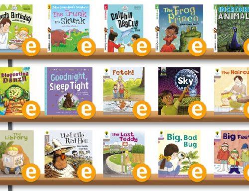 Oxford Owl. Un archivio gratuito di ebook per bambini in inglese