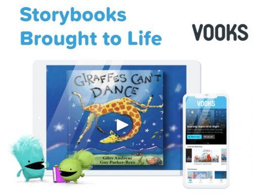 Vooks. Libri online in inglese perfetti per giovani lettori