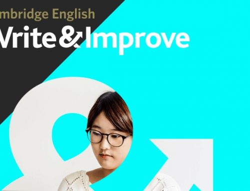 Un sito per testare online il proprio livello di produzione scritta in inglese