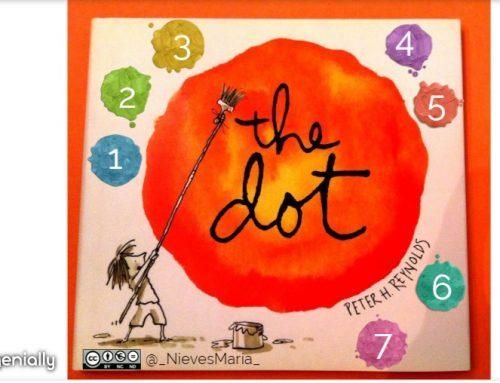 Attività in inglese ispirate al libro The Dot