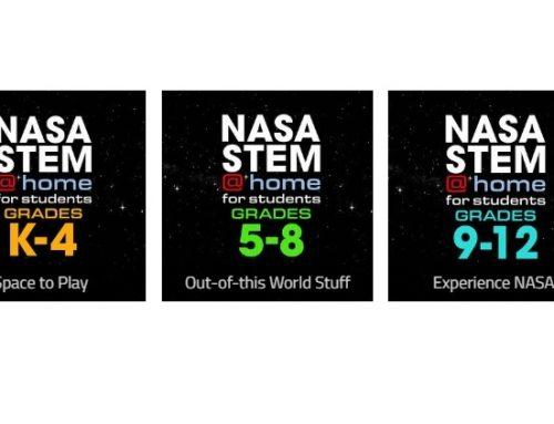 Attività online per bambini sul sito della NASA