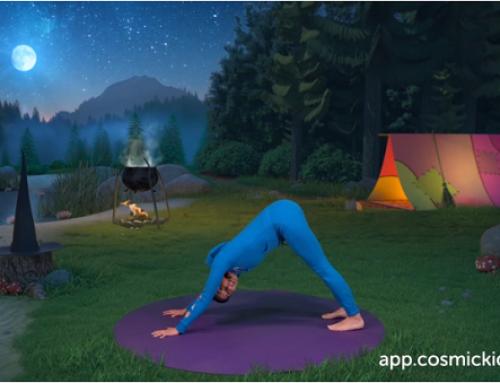 Fare yoga in inglese online