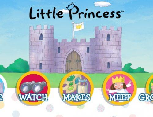 Scopriamo il sito dei libri di Little Princess