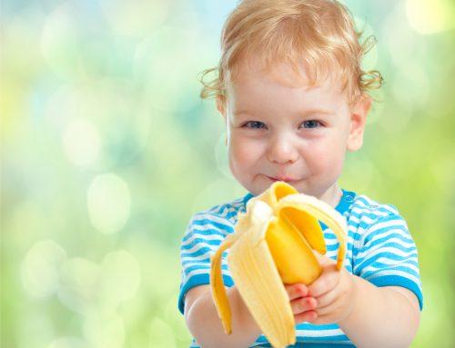 Filastrocca in inglese sulla frutta
