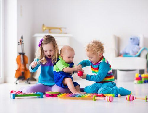 Si può insegnare inglese ai bambini giocando?