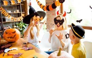 Schede didattiche in inglese per Halloween