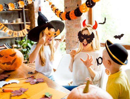 Halloween Scuola Primaria schede didattiche in inglese