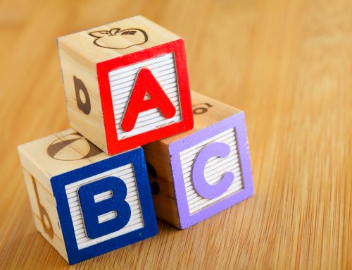 Canzone alfabeto in inglese per i bambini