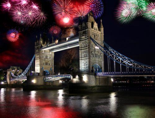 Come si festeggia il Capodanno in Inghilterra?
