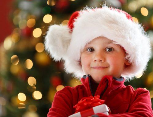Filastrocca di Natale per bambini in inglese