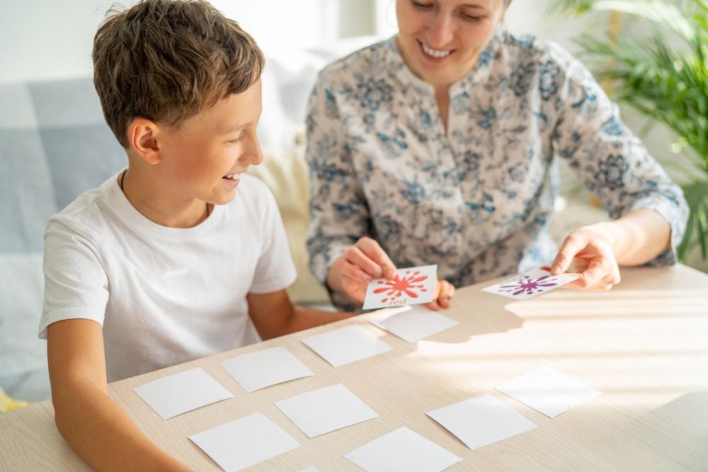 insegnare inglese bambini 7 anni