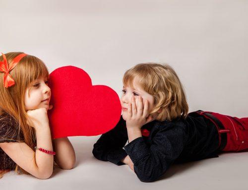 Poesie di San Valentino in inglese per bambini