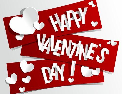 Canzone di San Valentino in inglese per bambini