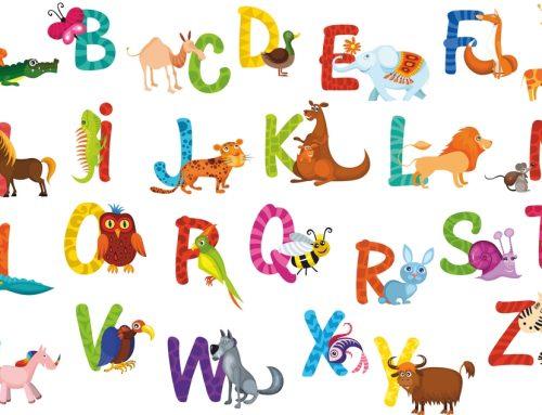 Alfabeto in inglese come insegnarlo ai bambini
