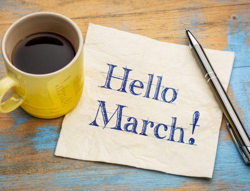 Filastrocca di marzo – scuola primaria