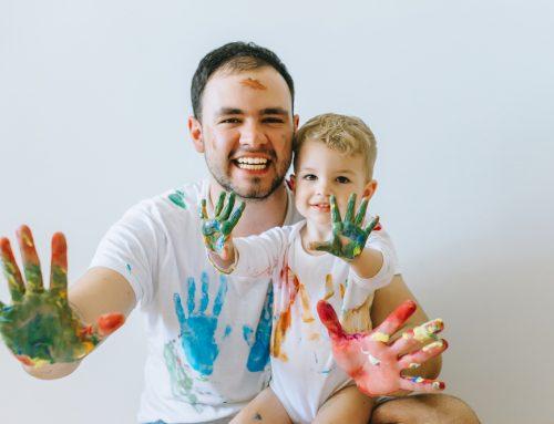 Festa del papà Filastrocche in inglese per bambini