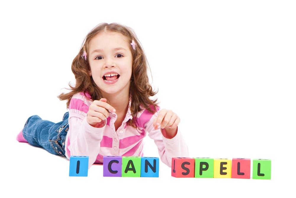spelling in inglese