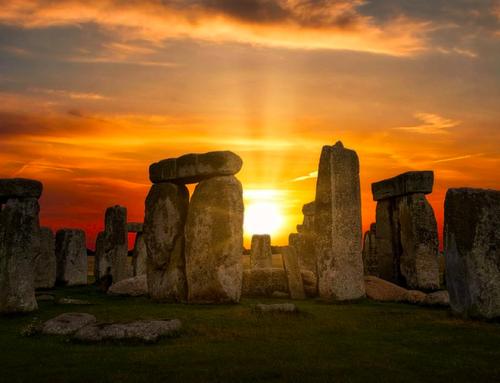 Solstizio d'estate – Stonehenge